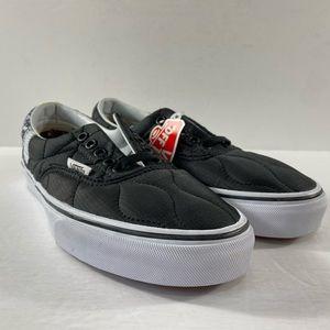 Vans Era Mixed Quilting Black Sneakers